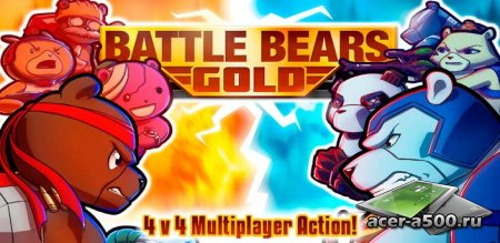 Battle Bears Gold ������ 2.0