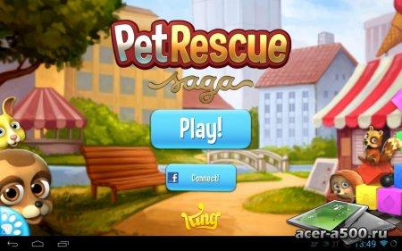 Pet Rescue Saga версия 1.0.3