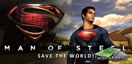 ������� �� ����� (Man of Steel) v1.0.21~24 [��������� �������]