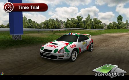 Pocket Rally версия 1.0.2