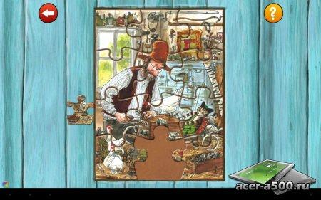 Паззл Петсона (Pettson's Jigsaw Puzzle) версия 2.01