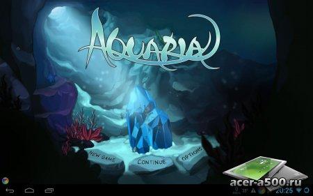 Aquaria (обновлено до версии 1.1a)