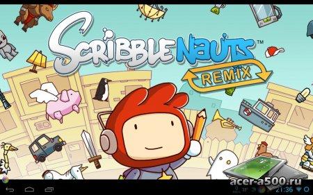 Scribblenauts Remix версия 4.12