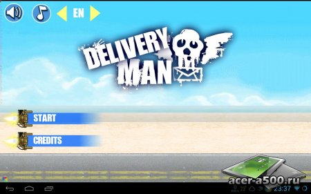 Delivery Man ������ 1.0.2 [��������� �������]