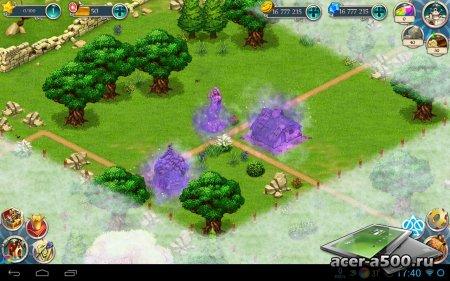Королевские Сказки HD (Fairy Kingdom HD) v1.1.8 [свободные покупки]