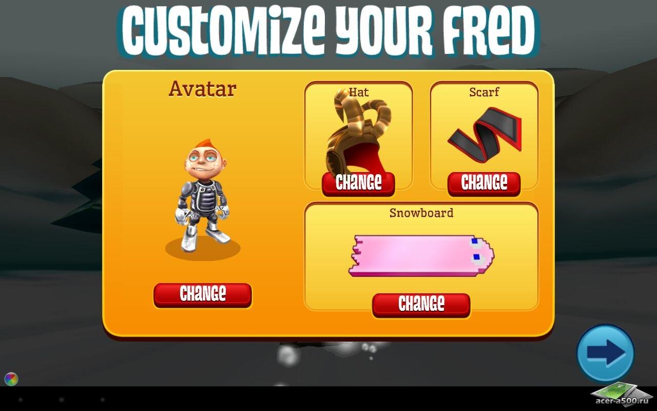 Kayak Fred Version 1.0.0 [ücretsiz alışveriş]
