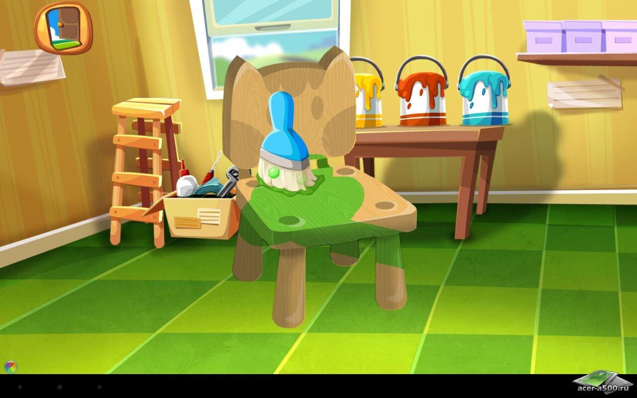 "Игра ""Dr Panda's Handyman"" для планшетов на Android"