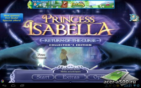 Princess Isabella 2 CE (Full) версия 1.0.27