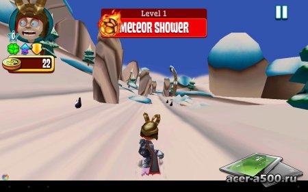 Skiing Fred (обновлено до версии 1.0.2) [свободные покупки]