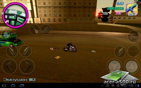 Gta Nice City Mod для Gta Vice City by xalax