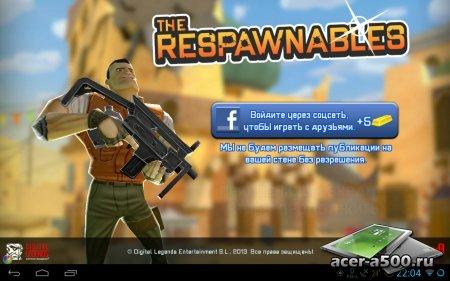 Respawnables v3.7.0 [мод свободные покупки]