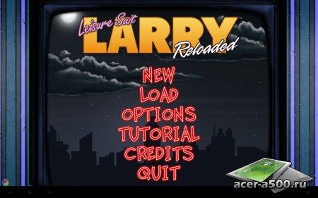 Leisure Suit Larry: Reloaded (Full) (Rus) v1.03