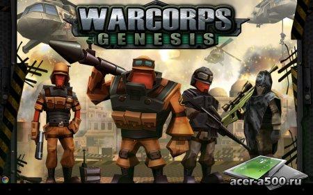 WarCom: Genesis версия 1.1.3 [свободные покупки]