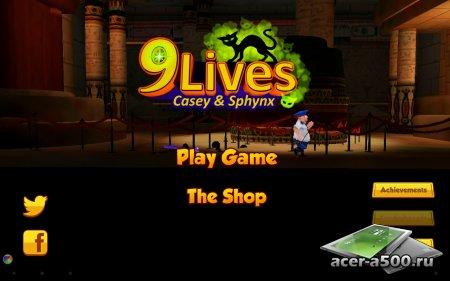 9 Lives: Casey and Sphynx версия 1.0.15 [свободные покупки]