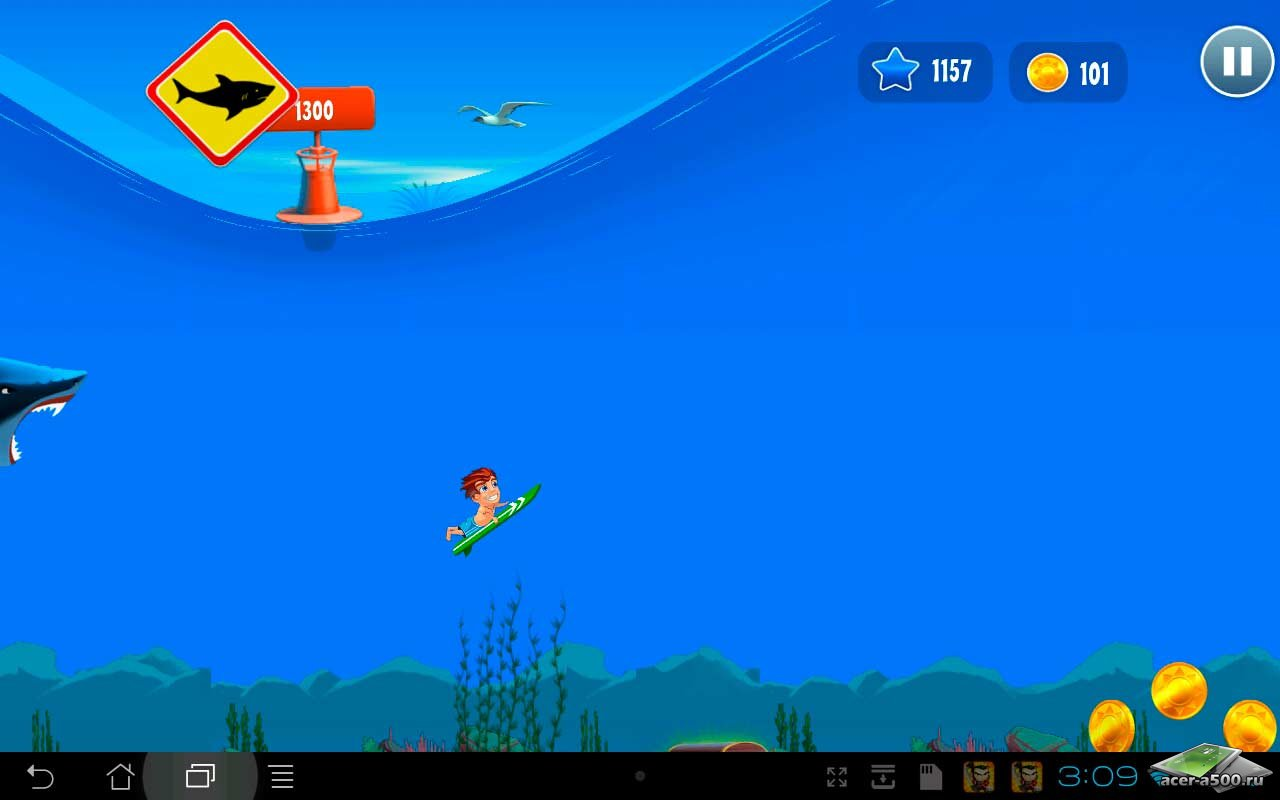 Скачать игру subway surfer на андроид бесплатно