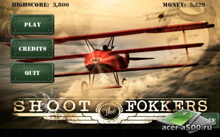 Shoot The Fokkers версия 1.0 [мод]