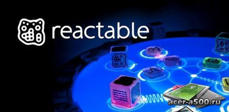 Reactable mobile v2.2.3