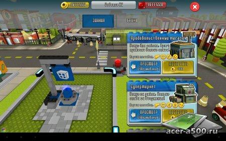 KRE-O CityVille Invasion версия 1.1.8 [свободные покупки]