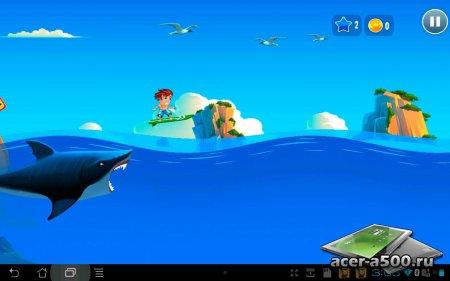 Banzai Surfer версия 1.1.1 [свободные покупки]