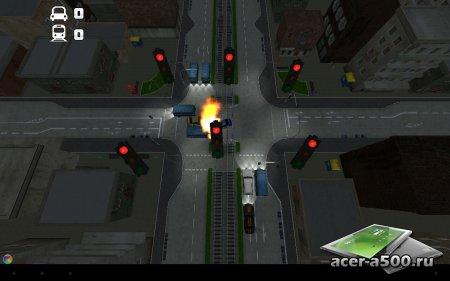 TrafficVille 3D версия 1.0 [свободные покупки]