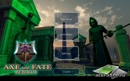 Axe and Fate (3D RPG) версия 1.05