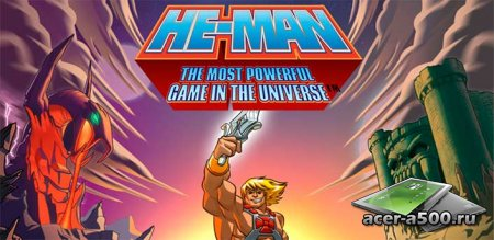 He-Man: The Most Powerful Game версия 1.0.0