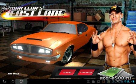 WWE: John Cena's Fast Lane версия 1.0.1 [свободные покупки]