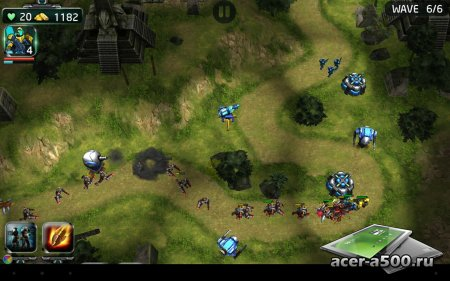 Nova Defence v1.3 [свободные покупки]