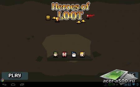 Heroes of Loot v1.1.0