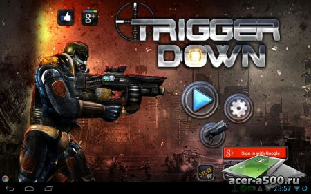 Trigger Down Pro v1.0.1 [мод]