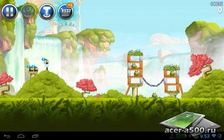 Angry Birds Star Wars II v1.8.1 [свободные покупки]