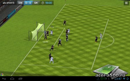 Игру фифа 14 взломанная игра на андроид