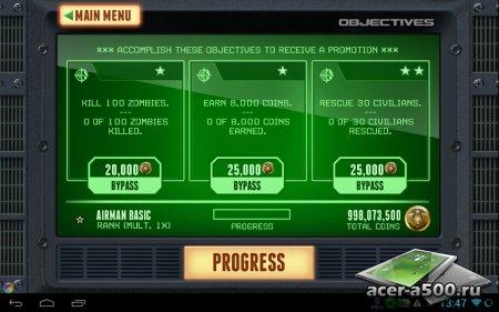 Zombie Gunship v1.9.3 [свободные покупки]