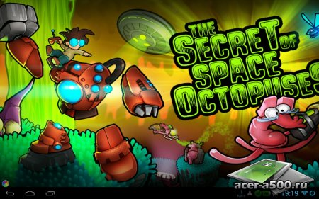 The Secret Of Space Octopuses v1.02