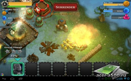 Clans Clash: League of Shadows v0.9.2