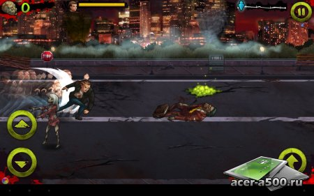 Dead Rushing HD v1.0