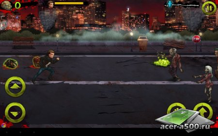 Dead Rushing HD v1.0