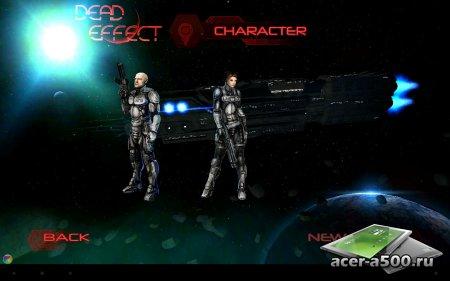Dead Effect v1.1 [свободные покупки]