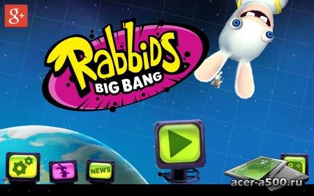 Rabbids Big Bang v2.2.1 [свободные покупки]