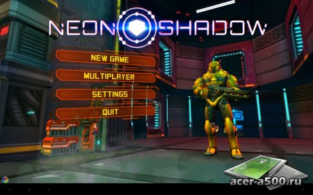 Neon Shadow v1.33 [мод]