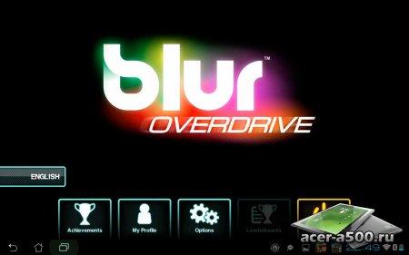 Blur Overdrive v1.0.6 [свободные покупки]