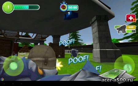 Toy Patrol Shooter 3D Hellowen v1.0 [свободные покупки]