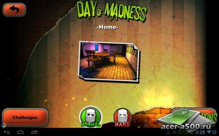 Day of Madness v1.0.3 [свободные покупки]
