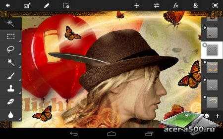 Adobe Photoshop Touch v1.5.1