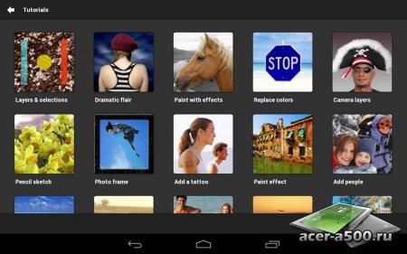 Adobe Photoshop Touch v1.5.1