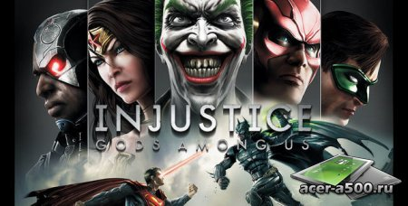 Injustice: Gods Among Us v2.3.0 [��������� �������]