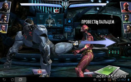 Injustice: Gods Among Us v2.3.0 [свободные покупки]