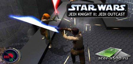 Jedi Knight II Touch (Star Wars)
