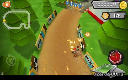 FORMULA CARTOON ALL-STARS v1.9.2 [��������� �������]