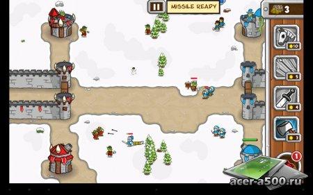 Castle Raid 2 v1.0 [свободные покупки]